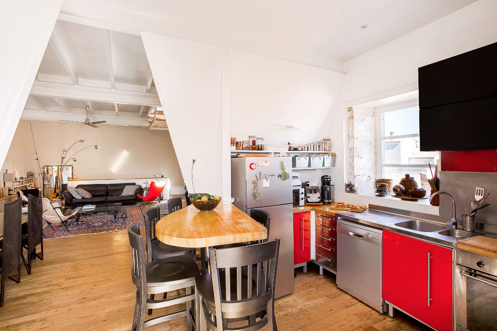 Loft authentique en coeur de village
